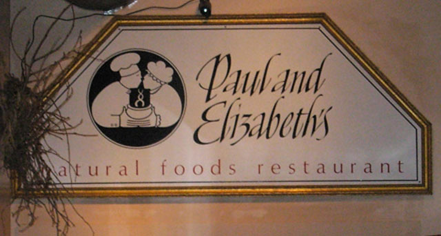 Paul and Elizabeth's restaurant review -a caffeinated brunette
