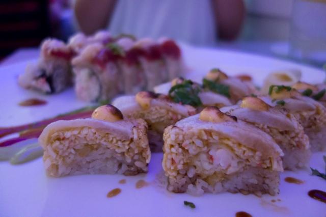 Sakana, Santa Barbara, Sushi -acaffeiantedbrunette.com